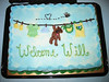 Will's beautiful cake