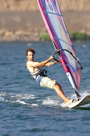 Windsurfing 2015 Silas, Matt, and Eddy