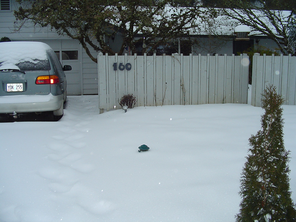New years storm 2004