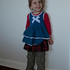 This is what happens when Amalia dresses herself in the morning... :-)
