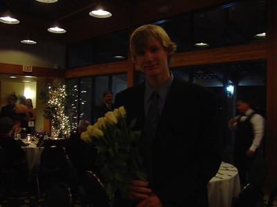 Winter banquet 2005