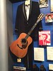 Johnny Cash suit and guitar