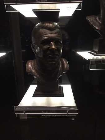 Mike Ditka Bust
