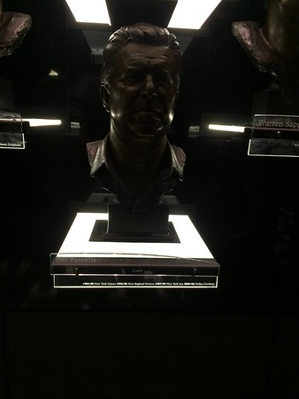 Bill Parcells Bust
