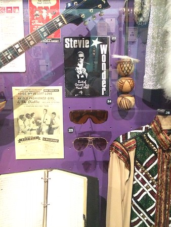 Sunglasses previously worn/owned by Stevie Wonder