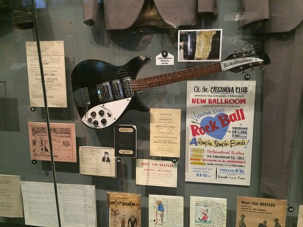 John Lennon electric guitar