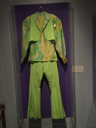 Jimi Hendrix outfit