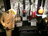 The Who guitars and outfits