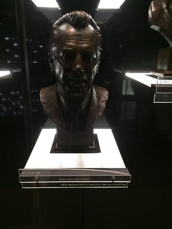 Al Davis Bust