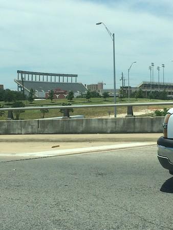 UT Football Stadium