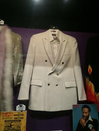 Marvin Gaye jacket