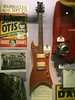 Bo Diddley Guitar