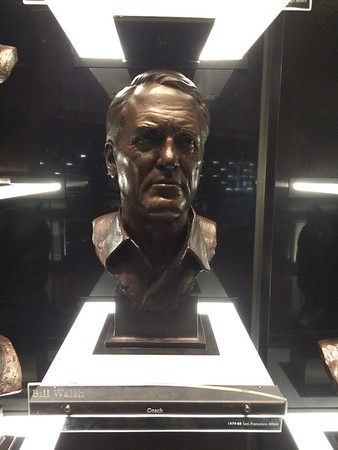 Bill Walsh Bust
