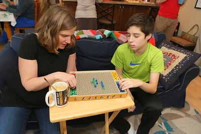 Erica and Leo - Pegity challenge