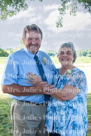 Wix Family 50th Wedding Anniversary