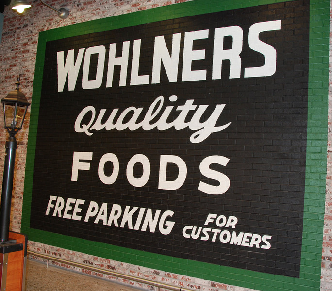 Wohlners opening, October 14, 2008, at 67th & Center in Aksarben Village.