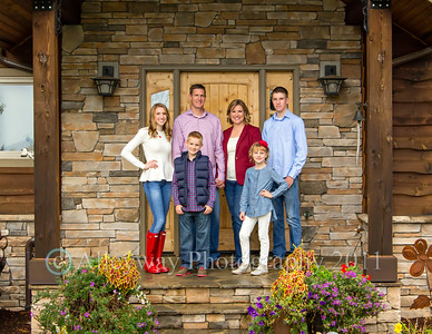 Wolfe Family 2015