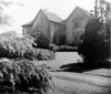 Woodcroft as White Lodge 1950s Front lawn 2