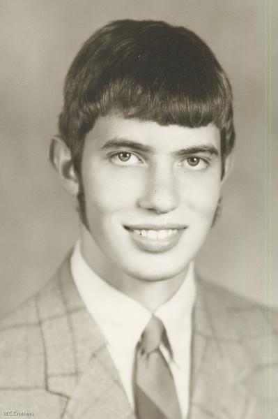 20090125-Robert Joseph Woods HS graduation BD 8-30-1953-1379SM