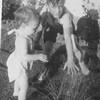 20090102-Vincent, Barb sprinkler 1946-1139SM