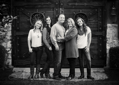 Woolf Family 17bw