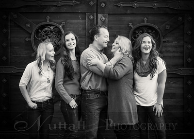 Woolf Family 20bw