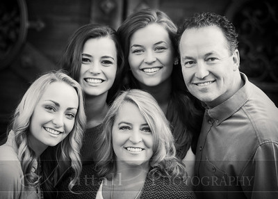 Woolf Family 16bw