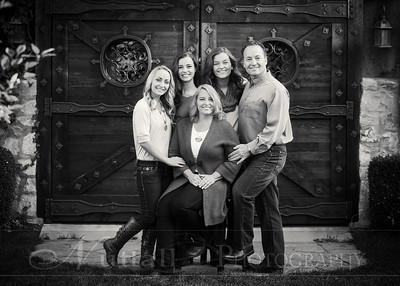Woolf Family 15bw