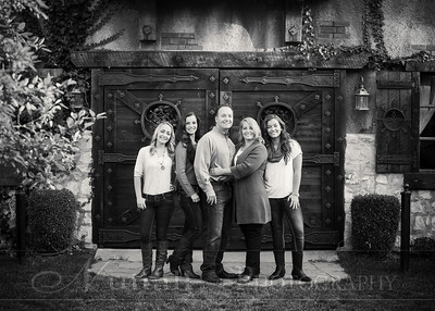 Woolf Family 18bw