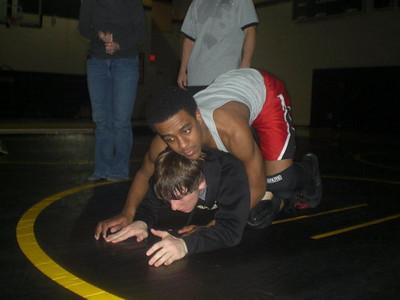 Hanna Wrestling 2008