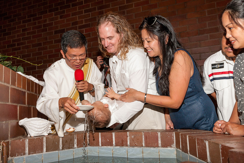Xavi Baptism-8