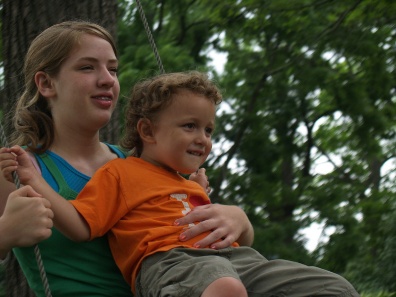 Swinging with Lydia