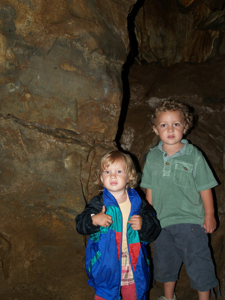 X & Z in the cave