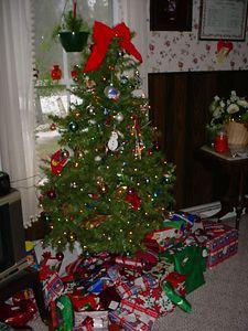 Christmas Tree 03 at Home