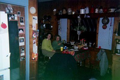 Claudette& Mom 03 Jeffs Xmas