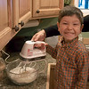 """Mr. Hamus Alabamus. Last year his request from Santa was a resounding """"Cake!"""""""