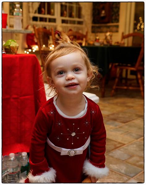 """""""Little Christmasd Girl"""""""