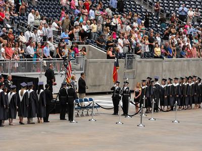 Jordan's Graduation--June 11, 2011