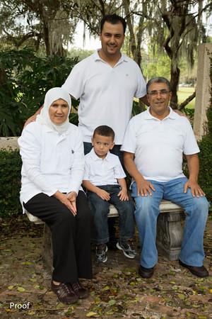 Yasser, Maria & Family