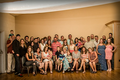 Yeager Family Reunion  7 12 2014