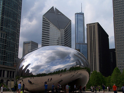 CLOUDGATE (THE BEAN) CHICAGO