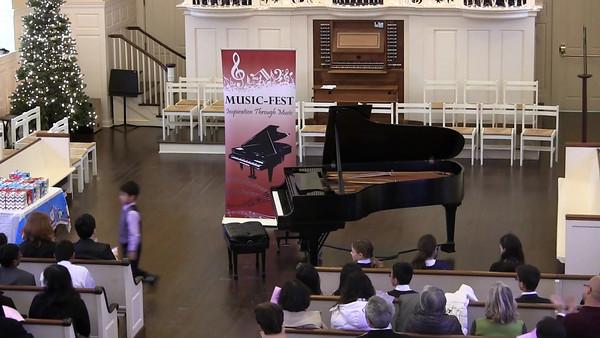 2013 - Piano Recitals