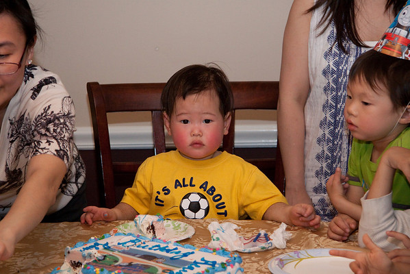 201404 - Henry Birthday