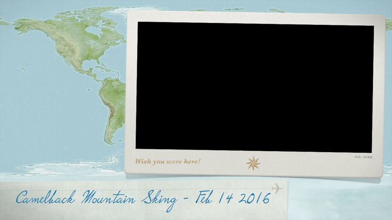 Camelback Mountain Sking - Feb 14 2016