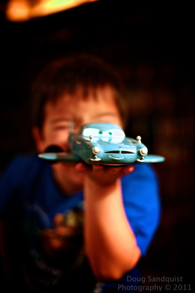 Finn McMissile is a pretty cool toy! Transforms from a car into an amphibious vehicle.. <br /> <br /> 07-16-2011