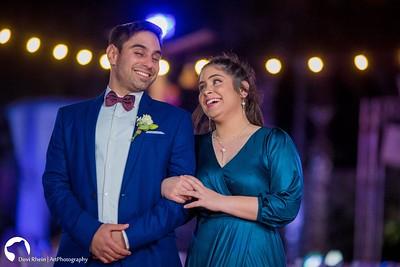 Yehuda and Oshrat Wedding - Jan 2018