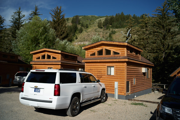 Yellowstone Family Shots