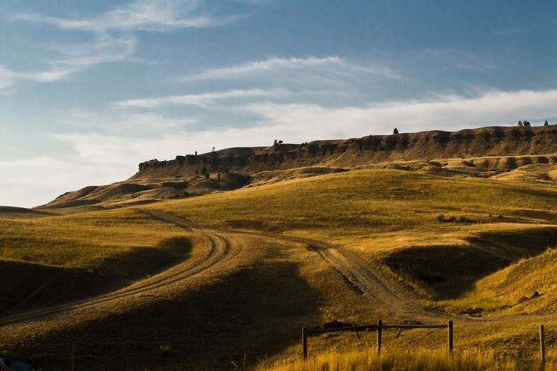 Outside Badlands National Park 2011. Shot on Canon 7d. Canon 24-70mm