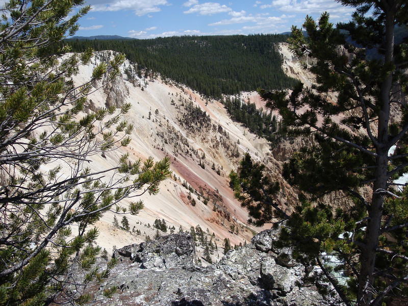Grand Canyon of the Yellowstone (Yellowstone's very own Grand Canyon).