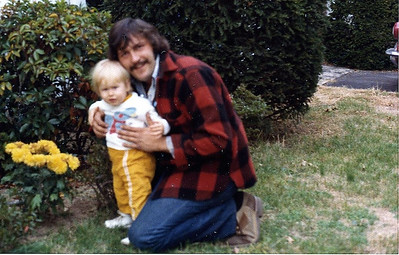 With my niece 70's